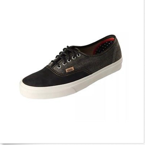 fc32163932 Vans Authentic Utilitarian Black Blanc De Blanc+